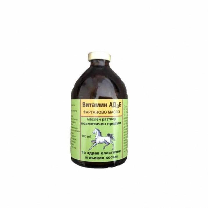 Тривитаминол/АД3Е с Арганово масло, 50 мл.