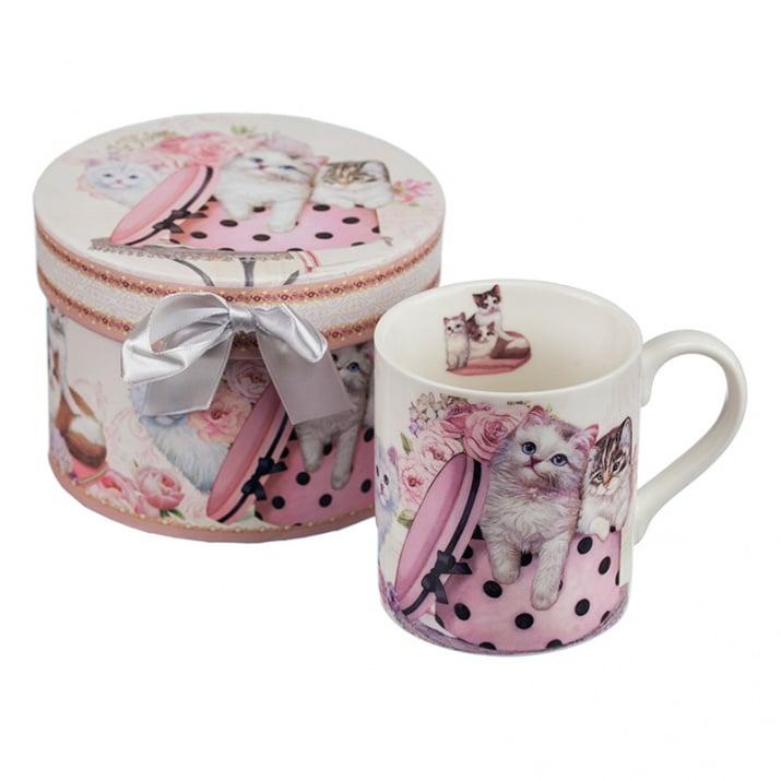 Чаша Котки MUG кафе
