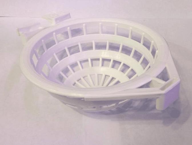 Пластмасова гнездилка за птици