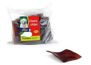 DeliSnacks Кожен чипс с шоколад - 200гр