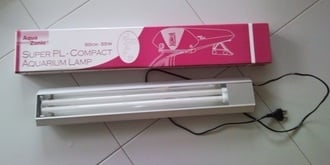 AZ SUPER PL-COMPACT Осветление за аквариум 60 см 55W