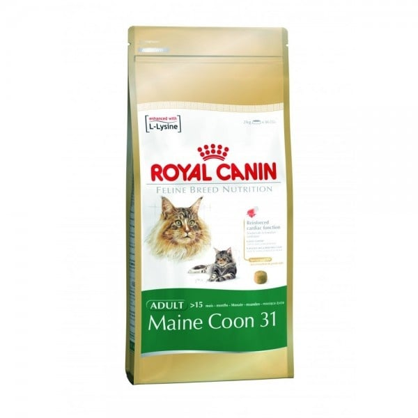 Royal Canin Maine Coon 31 - 4.00кг