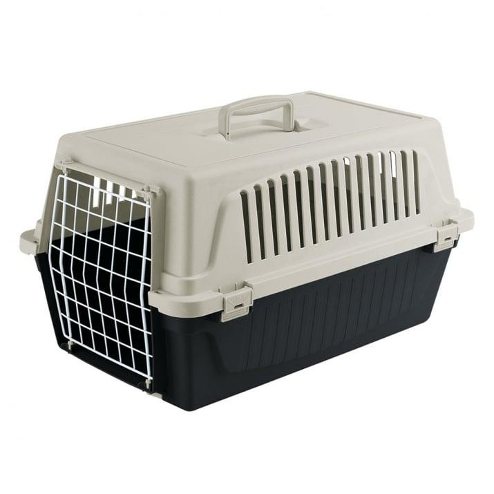 ATLAS 10 EL GREY - Транспортна чанта за малки кучета и котки