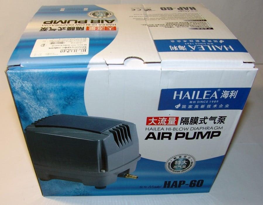 Въздушна помпа Hailea HAP-60 - 60л/м