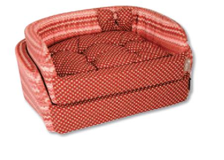 Легло Divanetto Zig-Zag - два размера