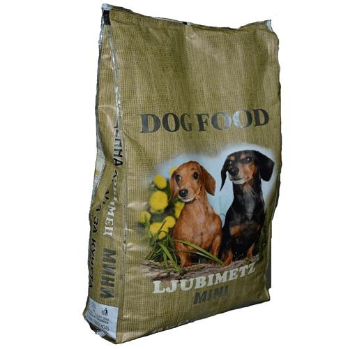Гранулирана храна за кучета от мини породи