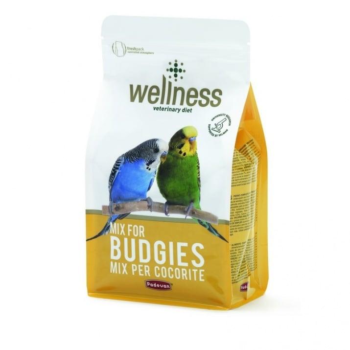 Wellness Премиум храна за вълнисти папагали 1.00 кг