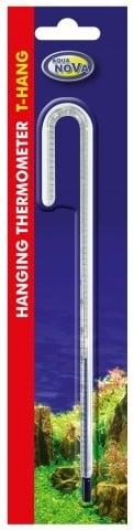 Aqua Nova Стъклен термометър 15cm,6,2mm