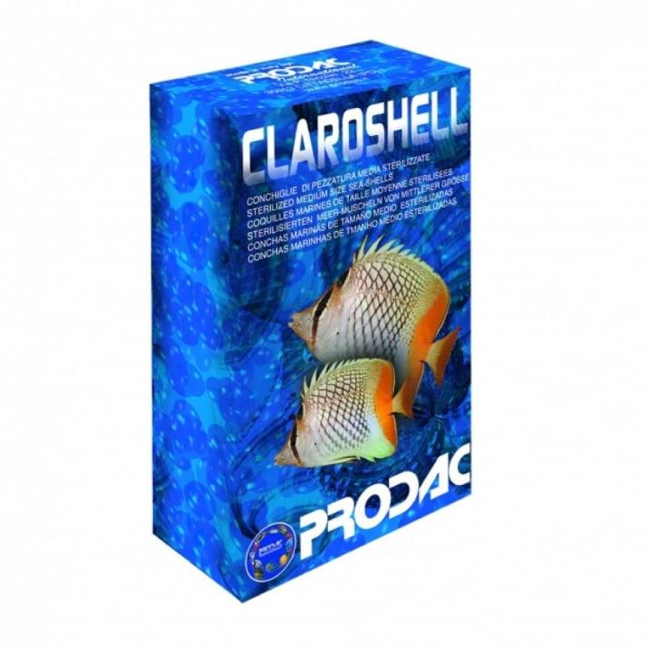 PRODAC CLAROSHELL - Естествен биопълнеж за морски филтри 1kg.