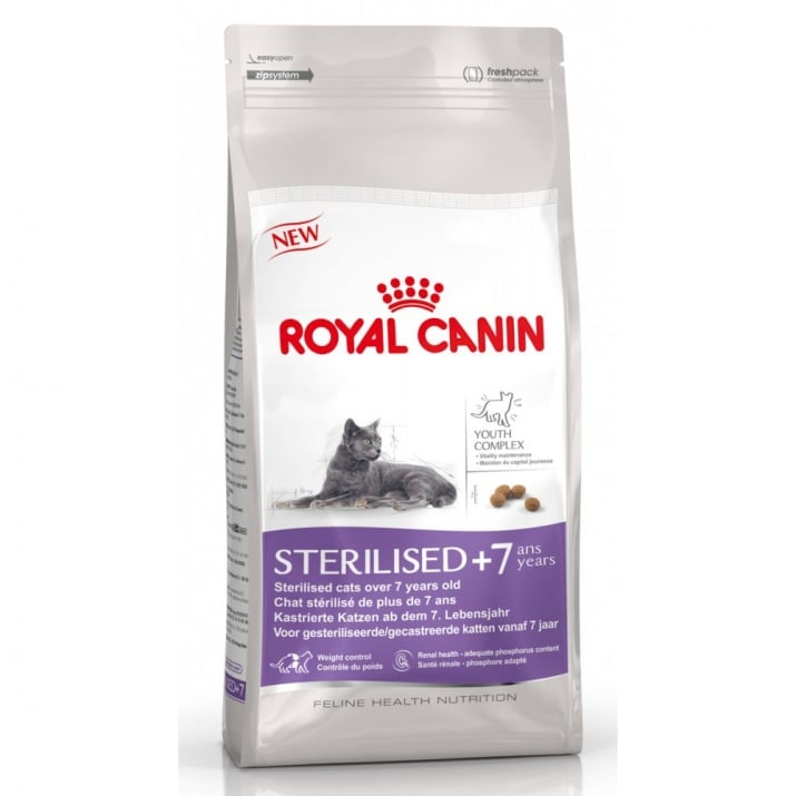 Royal Canin Sterilised +7  3.500кг