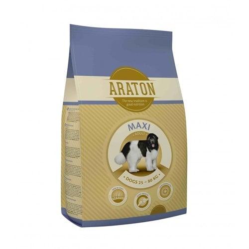 Araton Adult Maxi - Пълноценна суха храна за възрастни кучета от големи породи / 25 - 80 кг./ - 15.00кг