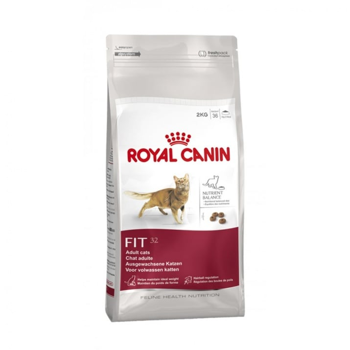 Royal Canin Fit 32 0.4 кг; 2.00кг