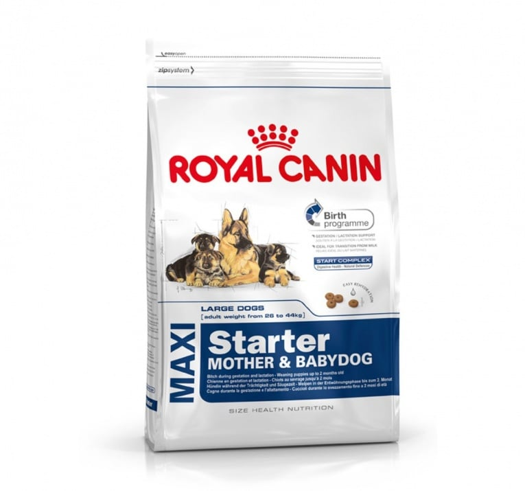 Royal Canin Maxi Starter M&B  15.00кг