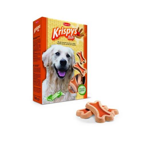 Кучешки бисквитки с калций - за здрави кости и зъби, 500 гр. - различни вкусове