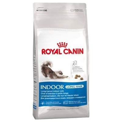 Royal Canin Indoor Long Hair -0.400кг; 2,00кг