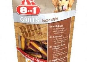 8in1 Grills - Бекон на грил - 80гр.