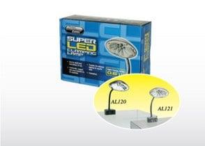 Осветителна LED лампа в различни цветове - 0,6 W
