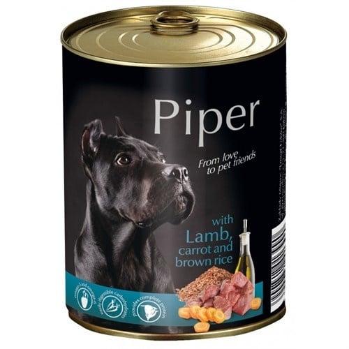 Piper - Премиум консервирана храна за кучета - 800 гр - различни вкусове