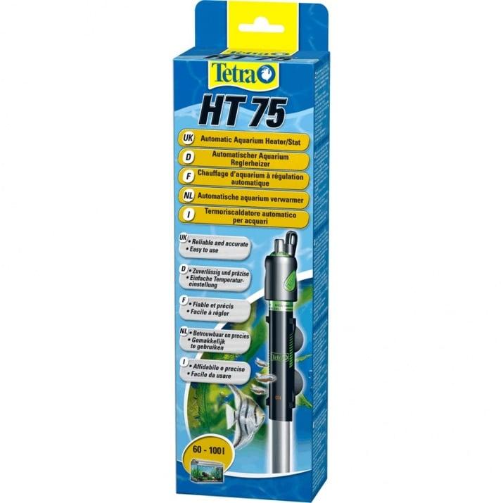 Tetra Нагревател с термореле- 75W