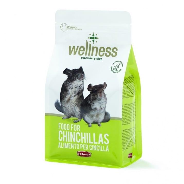 Wellness Премиум храна за чинчили 1.00 кг