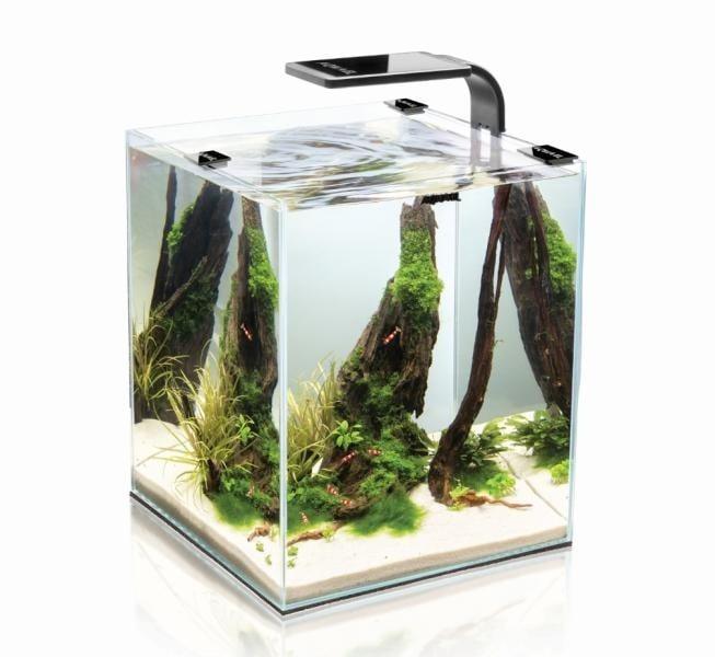 AQUAEL аквариум SHRIMP SMART 30 L- черен