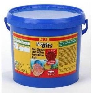 JBL NovoBits /основна храна за дискуси и по-взискателни риби/-12.5л