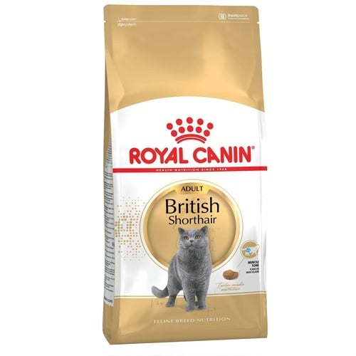 Roayl Canin British Shorthair- Храна за Британски Късокосмести котки над 12 месеца