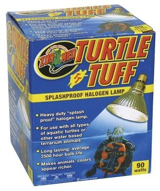 Лампа за костенурки, 50W от Zoo Med USA