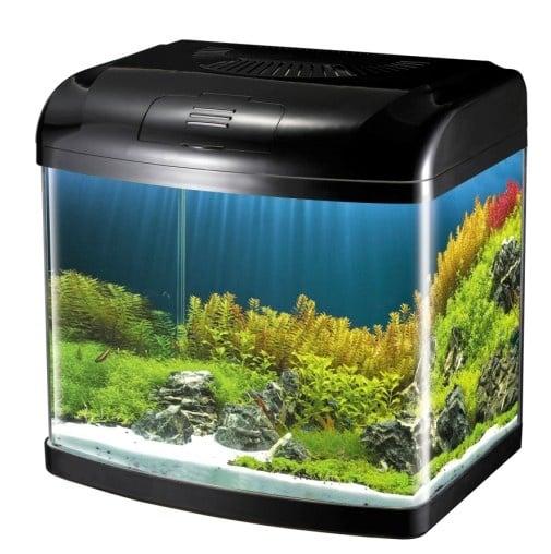 Sobo AA 480F - аквариум с капак, енергоспестяващо осветление и вътрешен филтър 50 литра