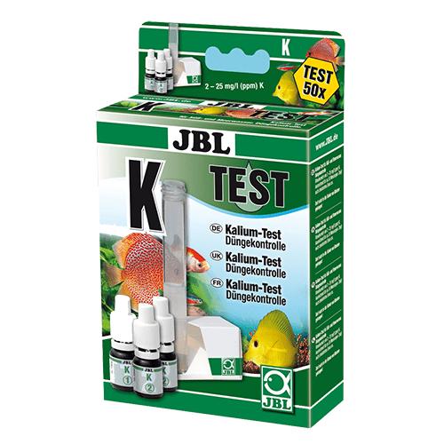 JBL K Kalium Test-Set - Тест за калий