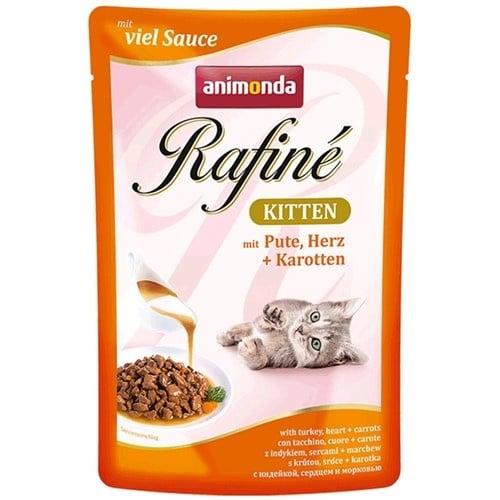 Пауч за малки котенца Rafine, 100 гр. от Animonda Германия - два вкуса