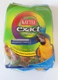 Exact Juvenile за подрастващи големи папагали от Kaytee, САЩ