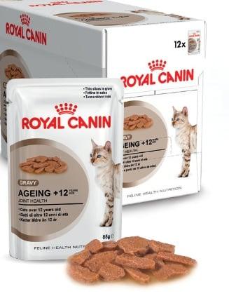 Royal Canin AGEING +12 – пауч за котки над 12 годишна възраст