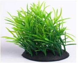 Изкуствено растение за декорация - 7см.