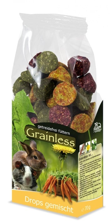 ''Grainless