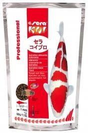 ''Кoi proffesional spirulina food