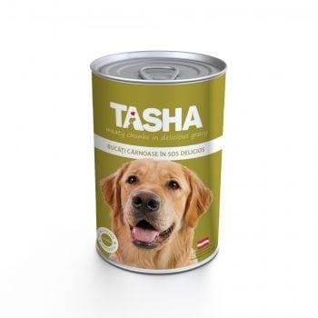 Консерва за кучета - различни вкусове