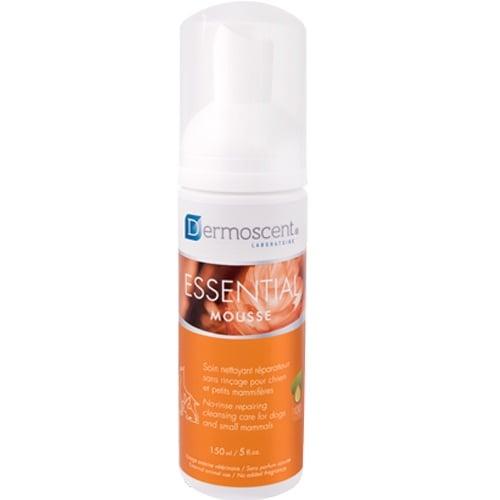 Шампоан за кучета и гризачи без отмиване за всички типове кожа Dermoscent Essential Mousse, 150мл