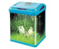 Sobo AA290 - аквариум с капак, енерго спестяващо осветление и вградена филтърна  с-ма