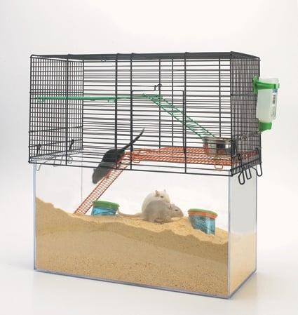 Клетка за джербили Habitat от Savic Белгия