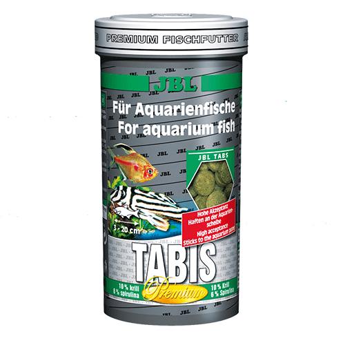 "JBL Tabis 100ml - Oбогатена храна, клас ""Premium"" – таблетки"