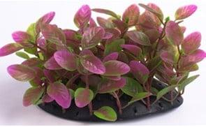 Изкуствено декоративно растение - 9см