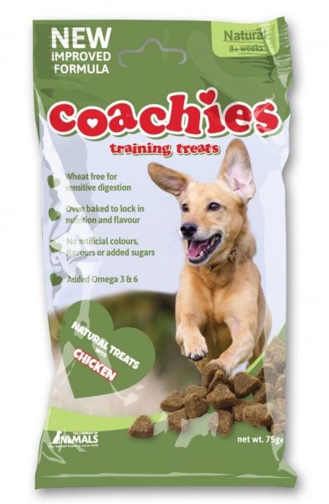 Награди при обучение Coachies® от Company of Animals, Англия