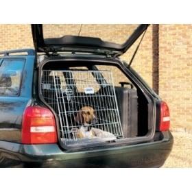 Метални сгъваеми клетки Dog Residence Mobile от Savic Белгия - два размера