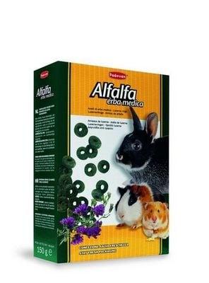 Пълноценна храна за зайци и малки гризачи.  0.150 кг