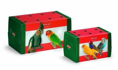 Транспортна кутия за средни папагали. -  два размера