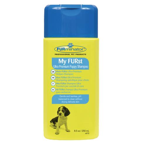 Ултра премиум шампоан за малки кученца