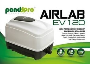 PONDDPRO AIRLAB EV120 Аератор с дебит 120 л/мин