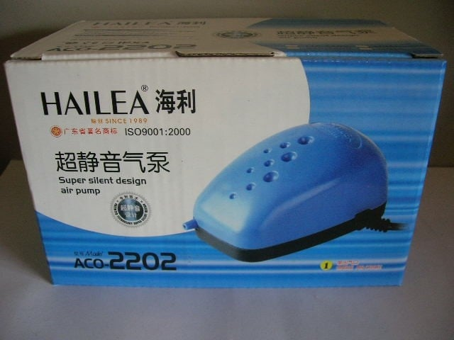 Въздушна помпа Hailea ACO-2202 1.6 л/м