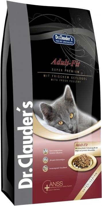 Супер премиум суха храна за котки